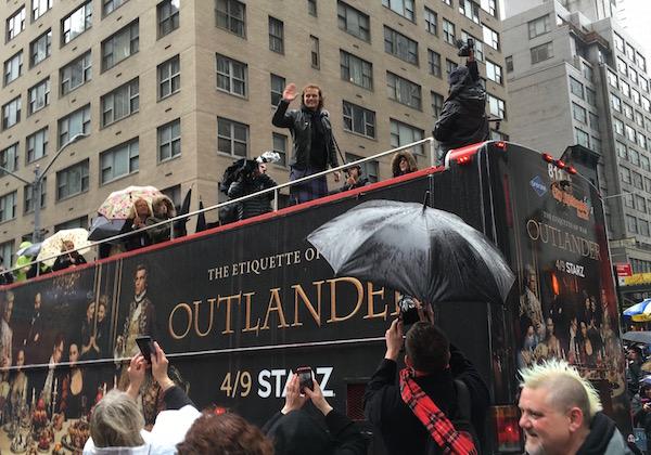 Parade Sam + bus