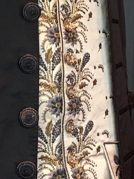 vest embroidery
