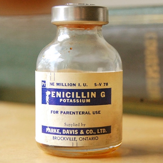 Anatomy Lesson #58: Needles, Nerves and Penicillin